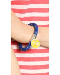 Marc By Marc Jacobs | Location Bangle Bracelet - Blue Multi | Lyst
