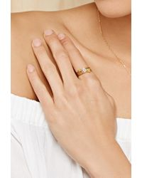 Forever 21 | Metallic Cool And Interesting J Initial Ring | Lyst