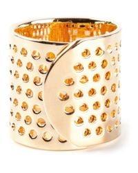Jennifer Fisher | Metallic 'Bandaid' Ring | Lyst