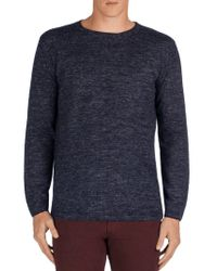 J Brand | Blue Conrad Sweater for Men | Lyst