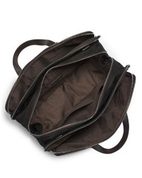 Michael Kors | Black Windsor Nylon Duffel Bag for Men | Lyst