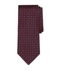 Brooks Brothers - Purple Micro Flower Tie for Men - Lyst
