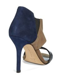 Trina Turk | Metallic Los Altos Heels | Lyst