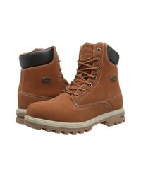 Lugz - Brown Empire Hi Wr for Men - Lyst