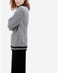 Wool And The Gang | Gray The Magnificent Sweater | Lyst