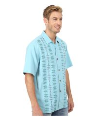 Tommy Bahama | Blue Paradise Mod S/s for Men | Lyst