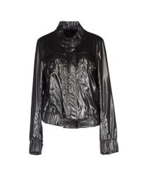 Sportmax Code - Gray Jacket - Lyst
