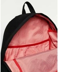 Herschel Supply Co. | Black Heritage Quilted Backpack 20l for Men | Lyst
