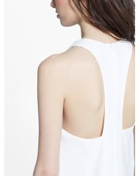 Mango | Natural Cotton T-shirt | Lyst