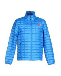 The North Face - Blue Jacket for Men - Lyst
