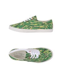 Bucketfeet | Green Low-tops & Trainers | Lyst