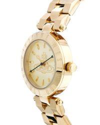 Vivienne Westwood - Metallic Gold London Watch - Lyst