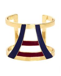 Rose Pierre | Blue Empress Cuff | Lyst