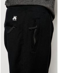 Nike | Black Skinny Joggers 704849-010 for Men | Lyst