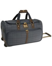 Weatherproof - Blue Beacon Rolling City Bag, Only At Macy's for Men - Lyst