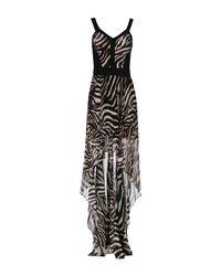 Guess   Black Short Dress   Lyst