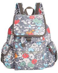LeSportsac | Gray Voyager Backpack | Lyst