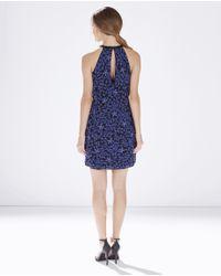 Parker - Blue Sansa Dress - Lyst