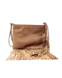 Pinko | Brown Handbag | Lyst
