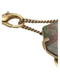 Erickson Beamon - Multicolor Large Pendant Necklace - Lyst