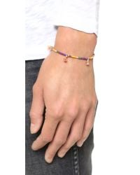 Shashi | Multicolor Lilu Bracelet | Lyst