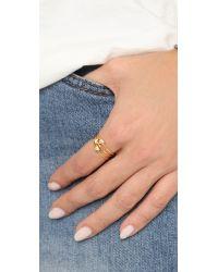 Gorjana | Metallic Vivienne Ring Set | Lyst