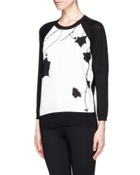 Reed Krakoff - Black Raglan Sweater - Lyst
