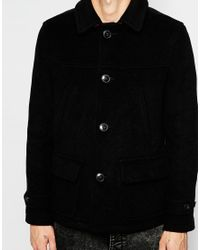 Gloverall | Black Donkey Jacket Exclusive for Men | Lyst