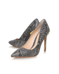 Vince Camuto - Gray Nalda High Heel Court Shoes - Lyst