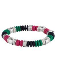 Vera Bradley | Green Carpe Diem Stretch Bracelet | Lyst