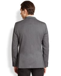 Theory - Gray Stirling New Tailor Tux Jacket for Men - Lyst