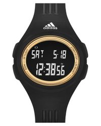 Adidas Originals | Black 'uraha Mid' Digital Watch | Lyst