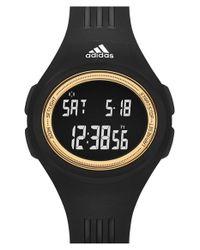 Adidas Originals - Black 'uraha Mid' Digital Watch - Lyst