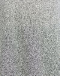 Zara   Gray Long Sweater With Side Slits   Lyst