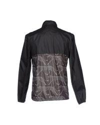 Saucony - Black Jacket for Men - Lyst