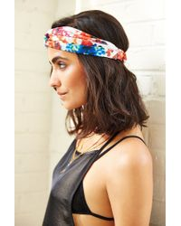Genie by Eugenia Kim - White Penny Headwrap - Lyst