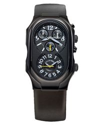 Philip Stein | Black Oversized Signature Chronograph Watch for Men | Lyst