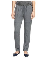 Brooks Brothers - Gray Drawstring Pants - Lyst