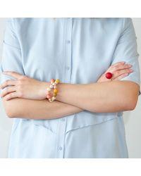 Hring Eftir Hring | Multicolor Pirouette Bracelet Sunrise | Lyst