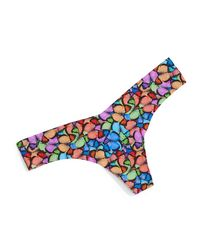 Commando - Multicolor Seamless Printed Thong - Lyst