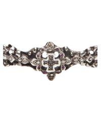 Roman Paul - Gray Labradorite Bracelet for Men - Lyst