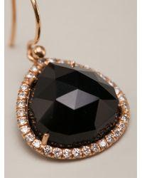 Irene Neuwirth | Black Signature Earrings | Lyst