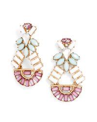 BaubleBar - Pink Tictac Drops - Lyst