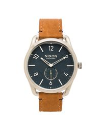 Nixon - Blue C45 Leather - Lyst