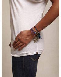 Shashi | Black Mary Seed Bracelet | Lyst