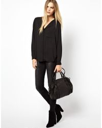 Zadig & Voltaire | Black Mick Bag | Lyst