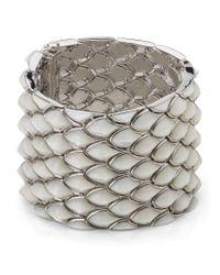 Stephen Webster - Metallic Scale Bracelet - Lyst