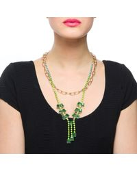 Lulu Frost - Multicolor Handpainted Duchess Necklace   - Lyst