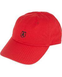The Kooples Sport Red Casquette Baseball Cap - For Men for men