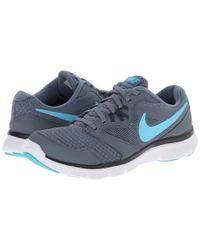 Nike - Gray Flex Experience Run 3 - Lyst